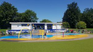 Bennett's Splash Park view