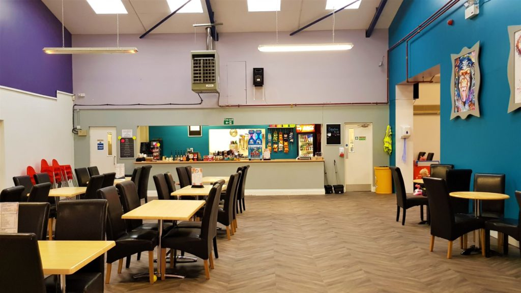 Lets go bonkers soft play cafe