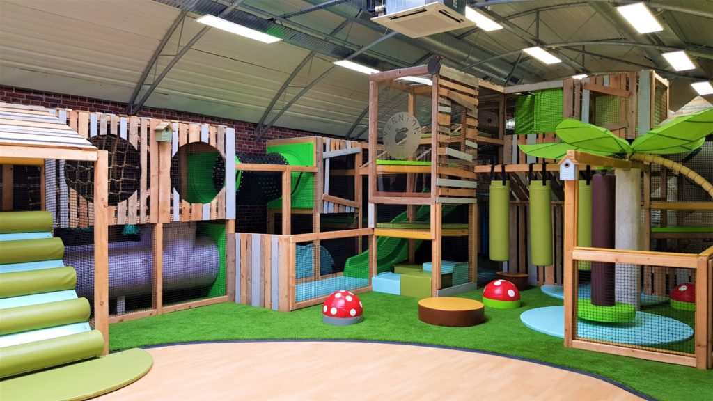 Yarnton nurseries soft play