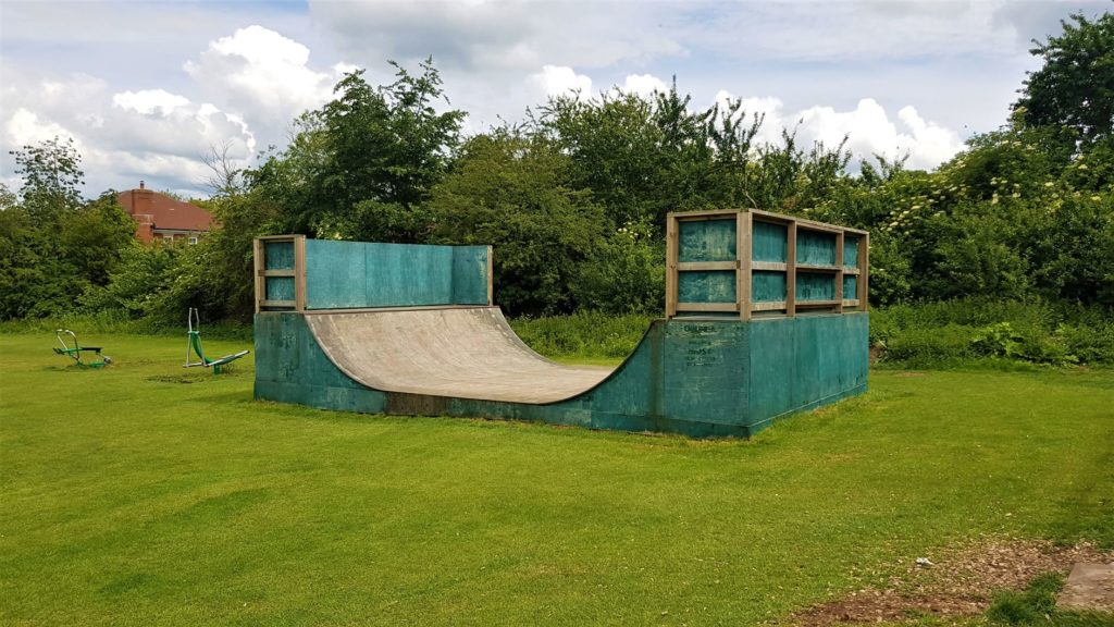 Tetsworth skate park