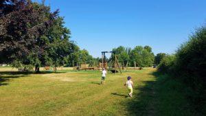 Warborough playground