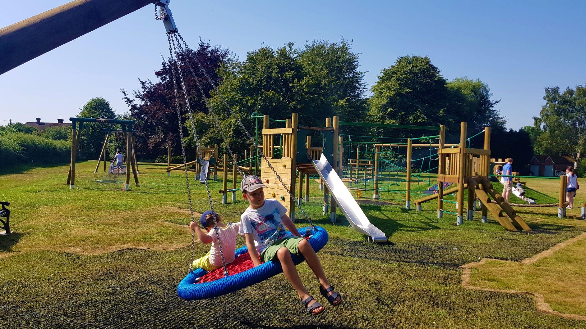 Warborough Play Park