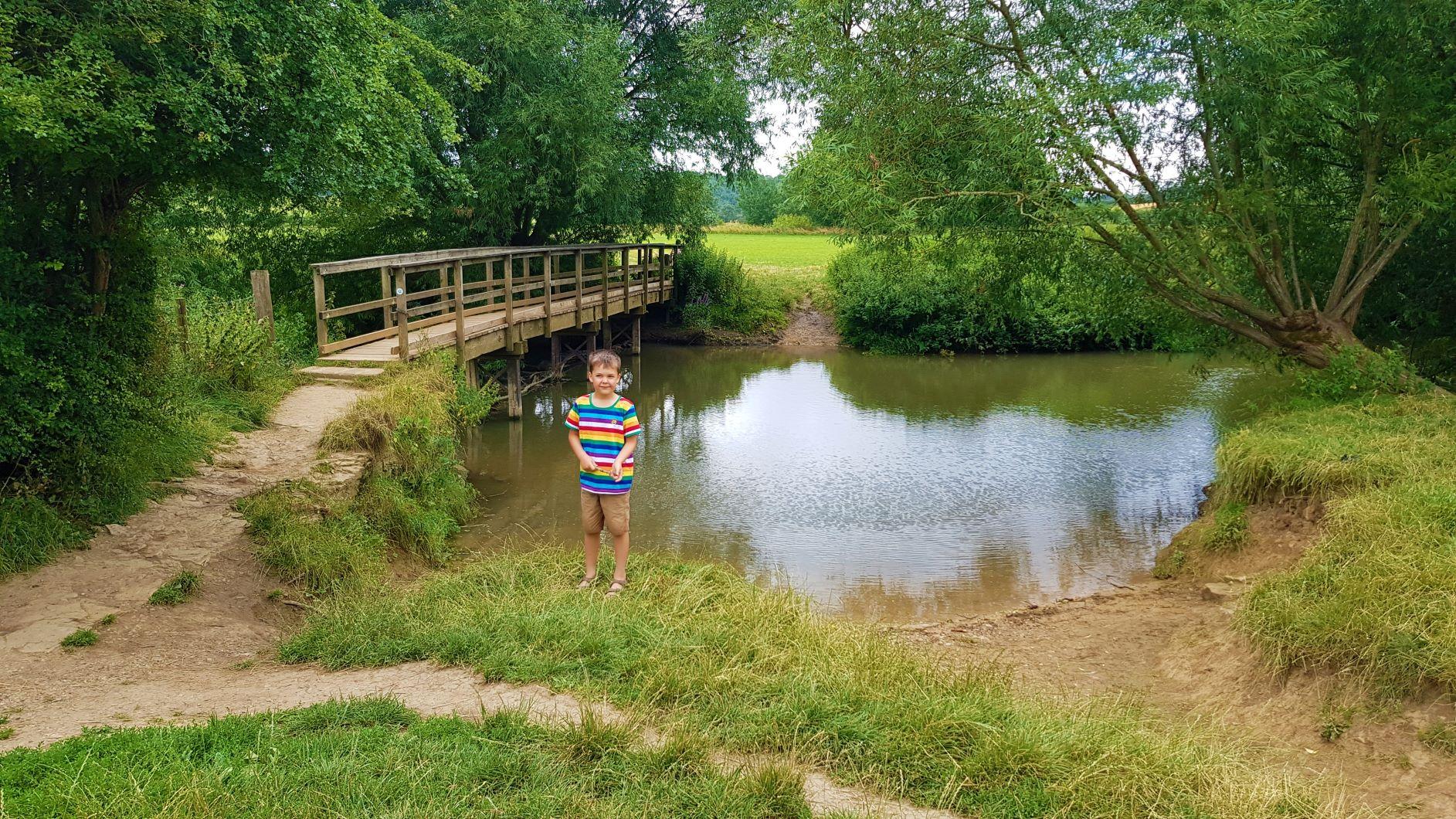 Evenlode River Paddling