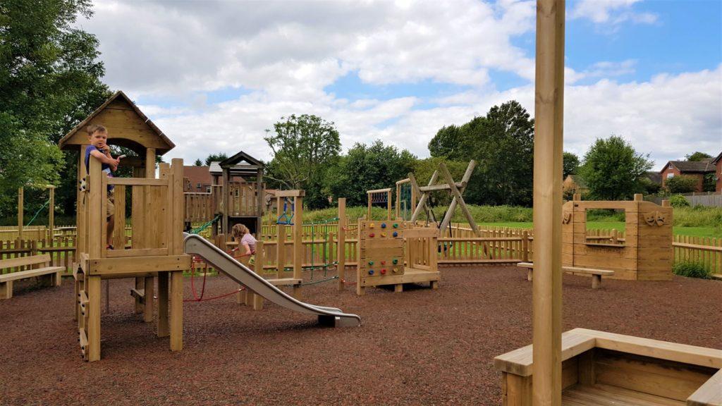 Brightwell-cum-sotwell play park