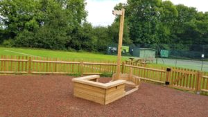 Pirate ship play park