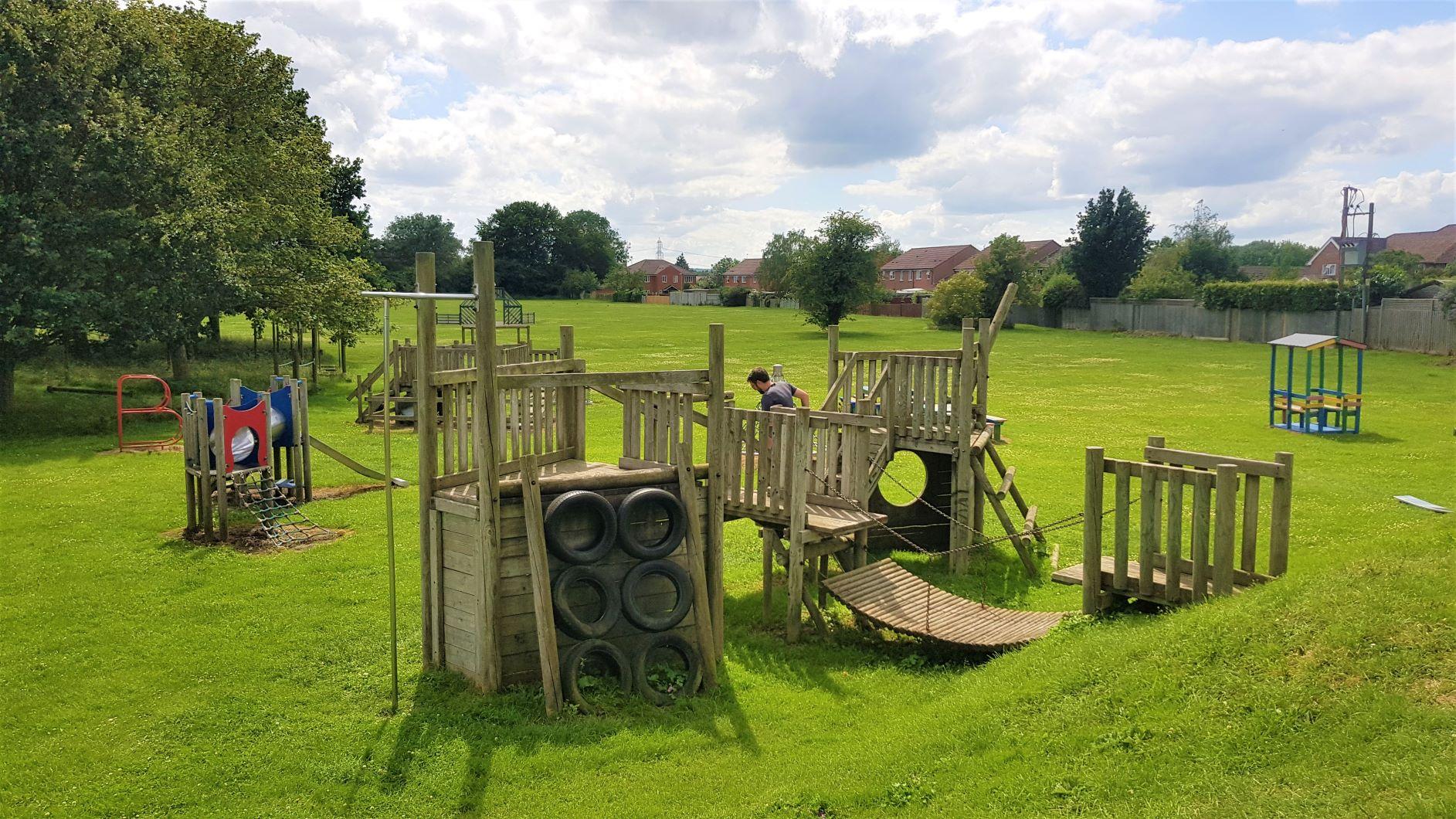 South Moreton Play park