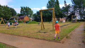 New Oxfordshire playground
