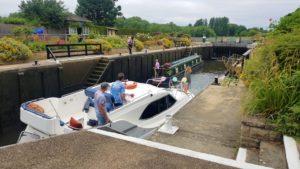 Sandford Locks