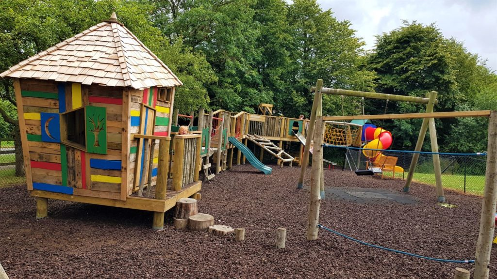 Wigginton village play park