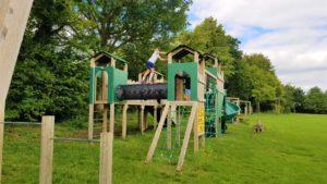 Moulsford playground