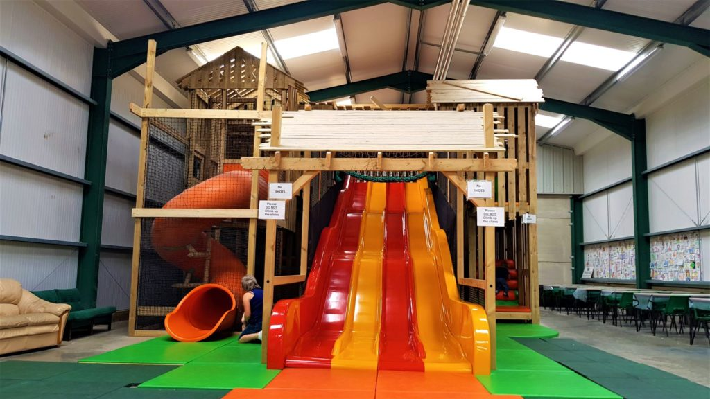 Roves Farm Play Barn