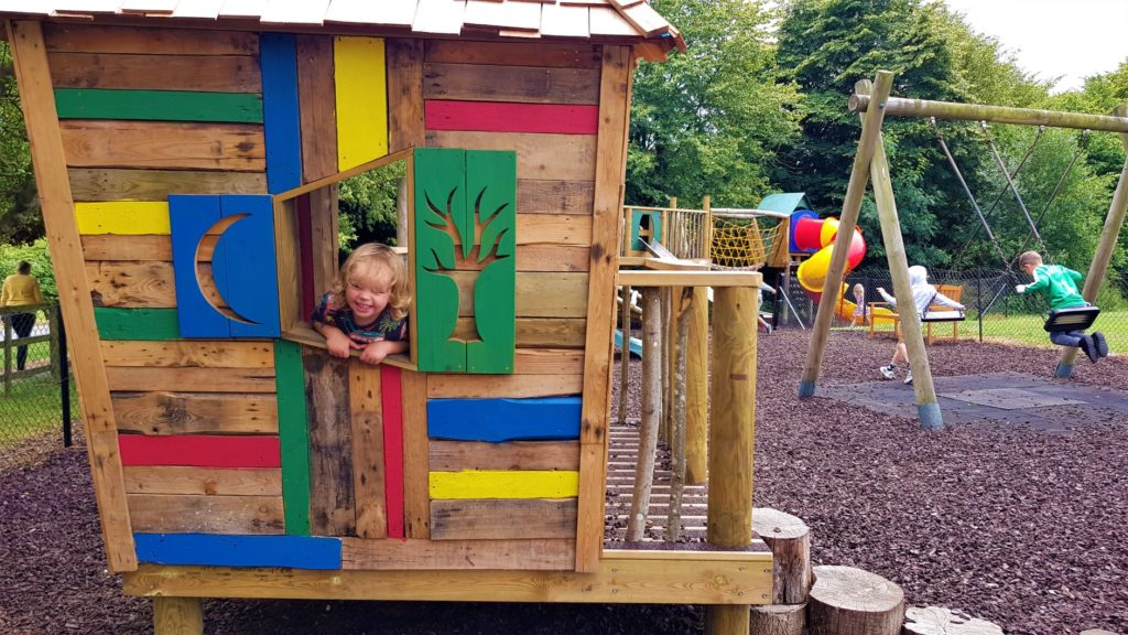 Wigginton play park Herts