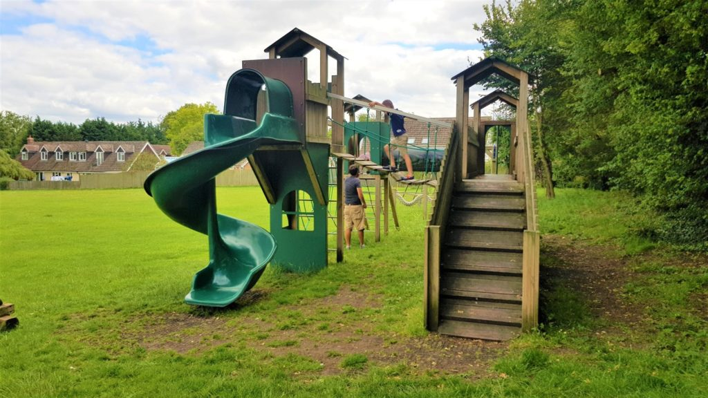 Oxfordshire play park
