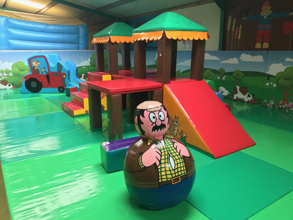 Roves Farm toddler area