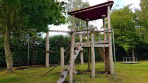 Main climbing frame