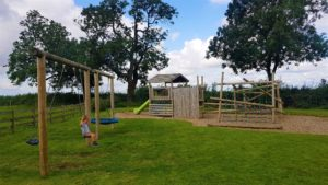 Farthinghoe play park