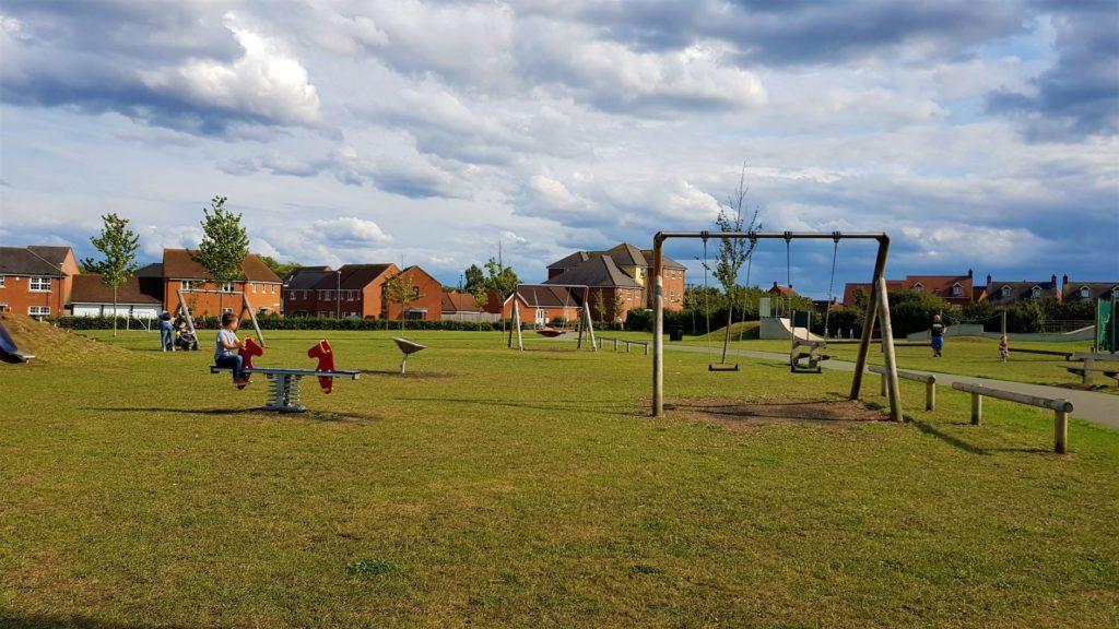 Buckingham park playground aylesbury