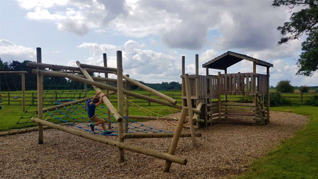Farthinghoe playgrounf