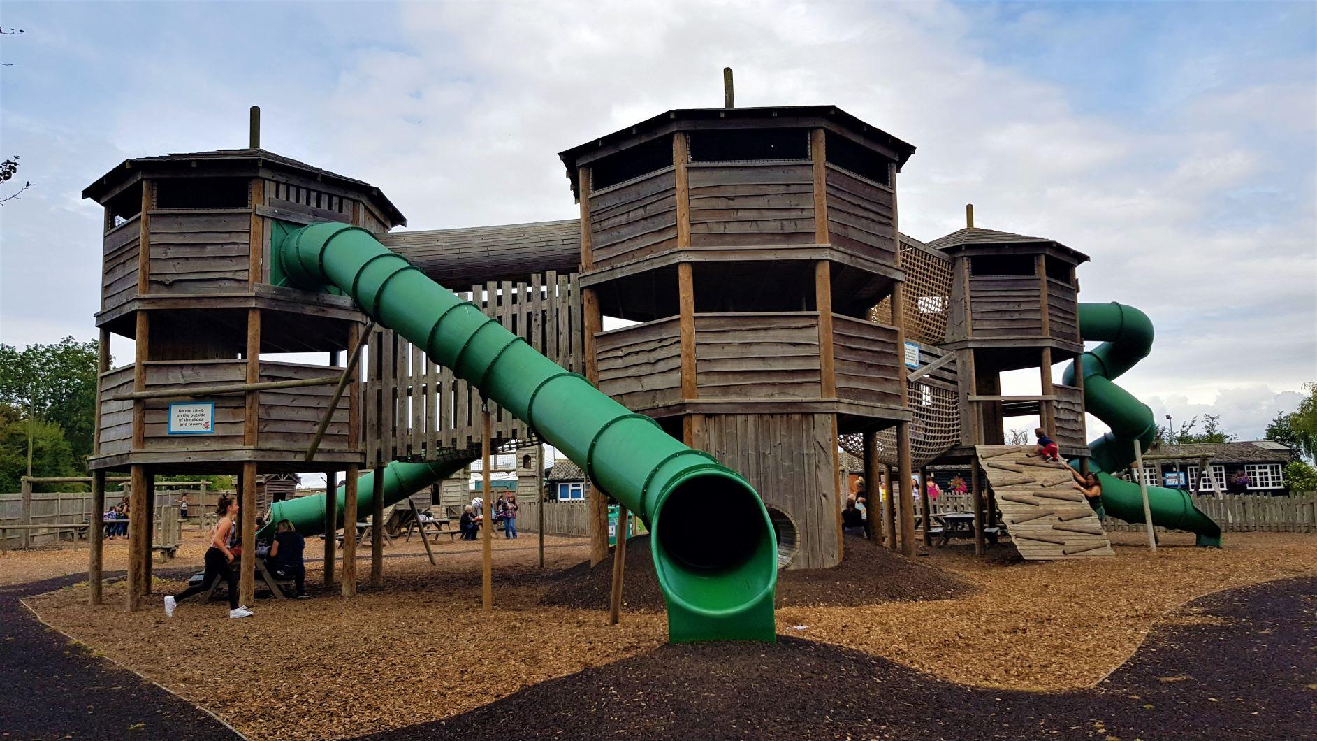 Play park mead open farm