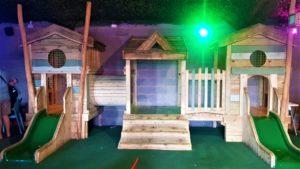 Adventure play barn