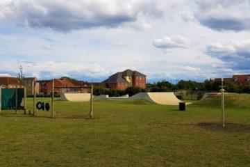 Buckingham park playground