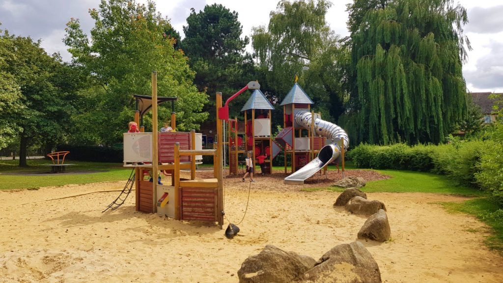 Hinksey Park Oxford