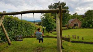 Weedon playground Aylesbury