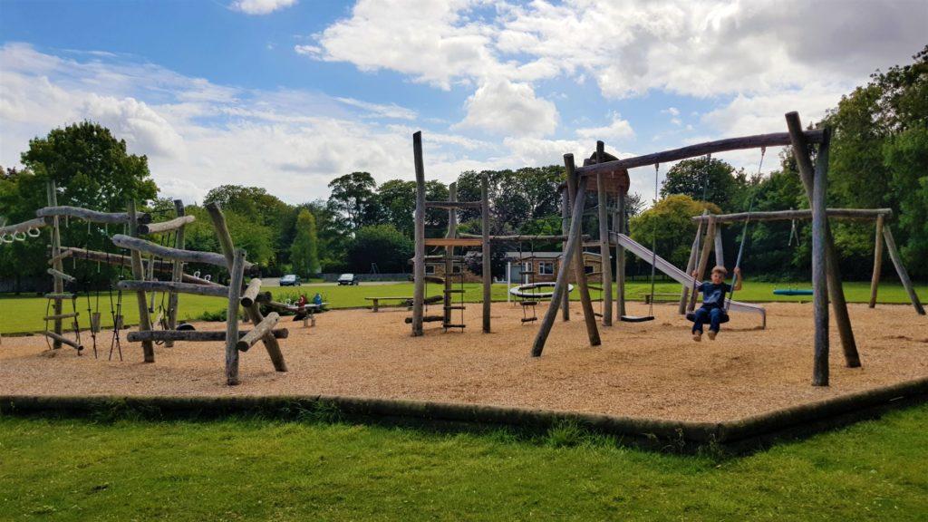 Upton Play Park Oxfordshire