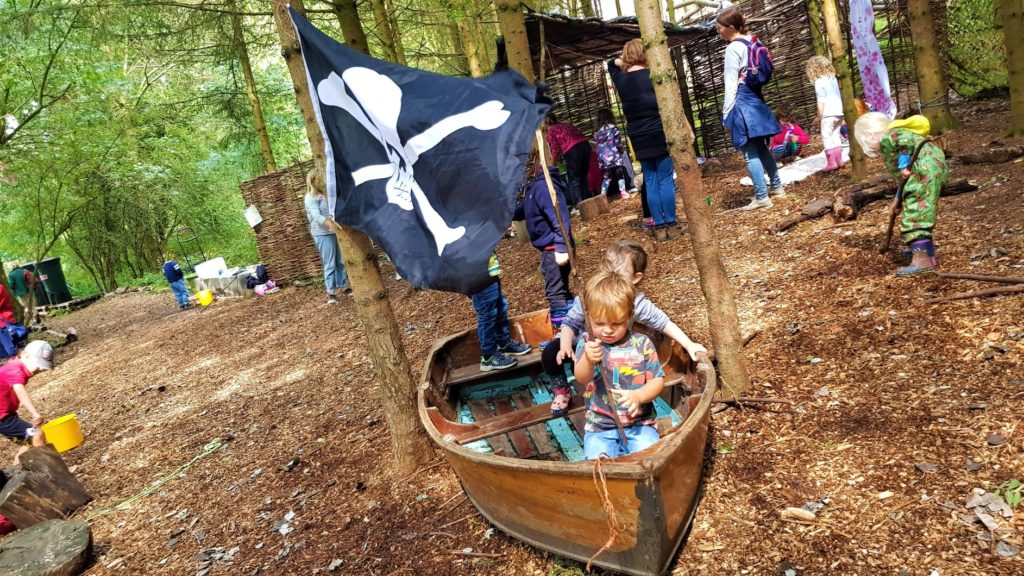 Compton Verney Forest School