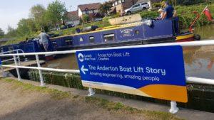 Boat lift story