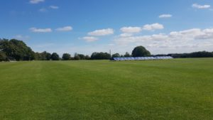 Stonesfield Cricket Pitch