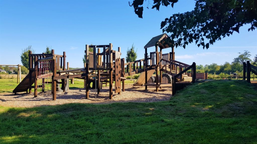 Oxfordshire play area