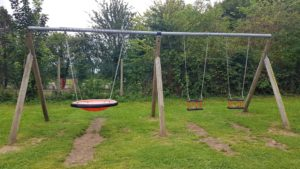set of swings