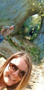 raynards cave selfie