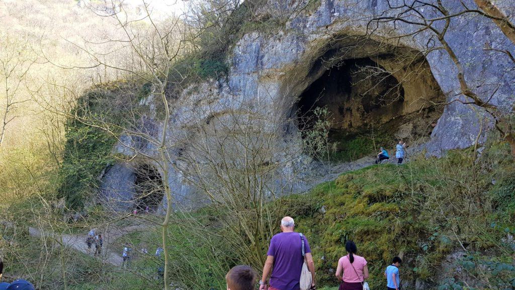 Dovehole Cave Peak district