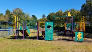 Play area Cumnor