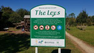 The Leys stanton harcourt