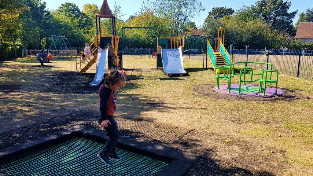 Glebe Play Park Cumnor