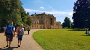 Basildon park Mansion