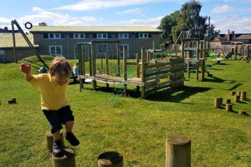Stonesfield Play Park