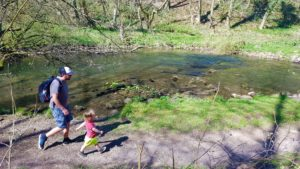 Dovedale for kids