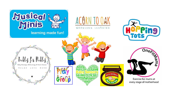Banbury Baby and Toddler group Directory