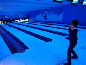 Bowling alley in oxfordshire