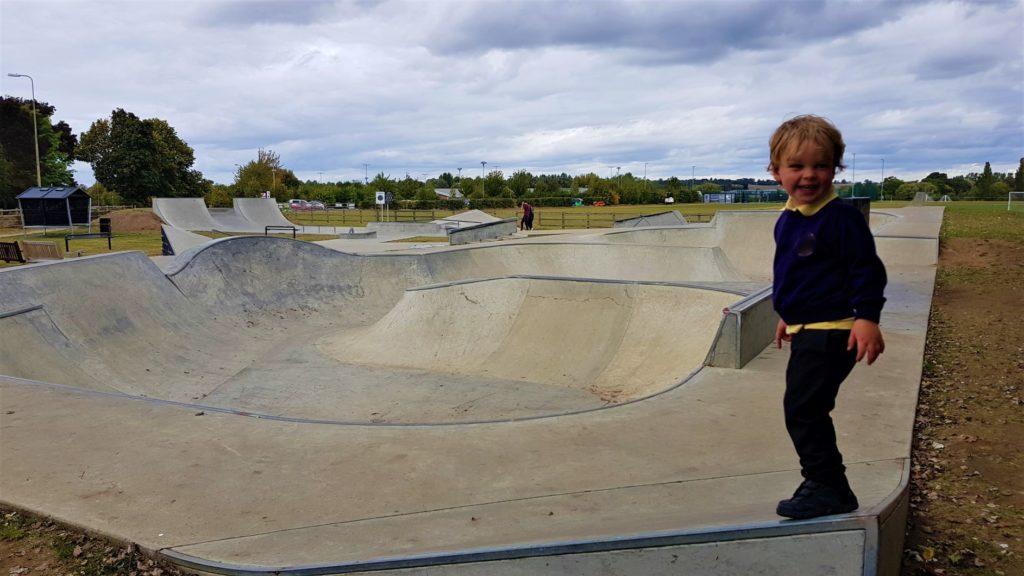 Thame skate park