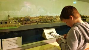 Kids trail at Pendon Museum