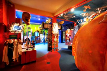 The Roald Dahl childrens gallery