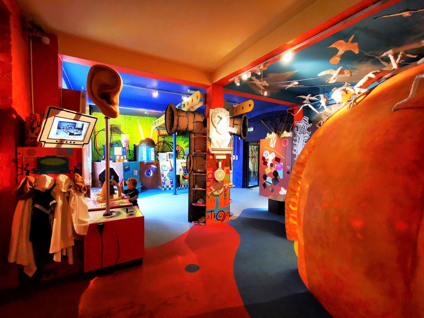The Roald Dahl childrens gallery