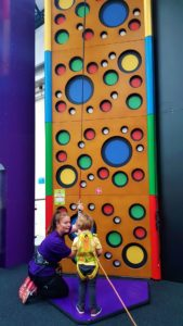 Rock climbing centre in Bicester