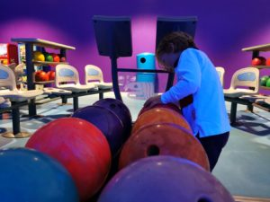 Choosing a bowling ball