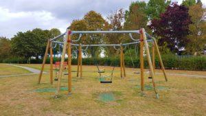 Circle of swings Thame